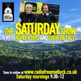 The Saturday Show with Ashley Bird & Lucie De Lacy, September 8, 2018