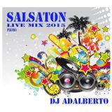 Dj Adalberto - Salsaton Live Mix 2015 (98 BPM)