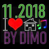 I Love House Music 11.2018- Reconstructed -Full Mix