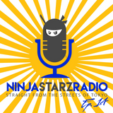 Ninja Starz Radio EP. 14 with DJ BANA & JOE IRON (Special Guest: DJ 生 aka DJ IKU)