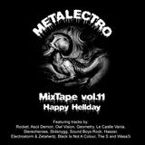 Metalectro MixTape vol.11 - Happy Hellday [Nov. 2011]