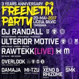 Mi-tzu Live @ Freenetik Party 3 Years Anniversary