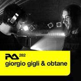 RA.282 Giorgio Gigli and Obtane