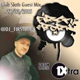 First Born On #charliesloth 27 02 2015