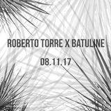 Roberto Torre B2B Batuline @Banana House Music X NW Club 08.11.17