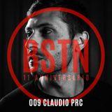 BSTN - 11 ANNIVERSARIO - Podcast 009 CLAUDIO PRC