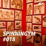 SPINNINGYM #018 ft. YVN ATTA