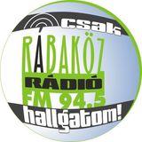 2016.12.31. Rábaköz Rádió 94.5 Promo Mix - Saturday