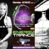 DJ HOUSEPAT@ news soundtracks n° 3 ( Radio Quadratur Paris )