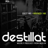 Destillat Podcast#3: Mak & Narayanosh