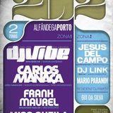 Carlos Manaça - Live @ NYE, Alfândega do Porto, Portugal (31.12.2011)