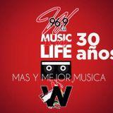 COMPLETO RockOlé Especial #30AñosdeWFM con Giselle y Billy Trainor, Piro Pendas, invitado especial<