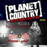 #225 - Kora Naughton Live In The Studio