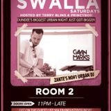SWALLA SATURDAYS - INDUSTRY DUNDEE - MIX CD