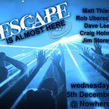Dave Lee - Escape set 5 Dec 2012