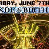 Fiddler - Special Set For Monde6 Birthday @ B-Mix Radio [June.2014]