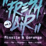Missile - Fresh Air vol.2 Promo mix (aug.3)