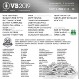 Chris Wheatley - Live at the Vocal Booth Weekender Official Pre-Party - Spain - 12/09/19
