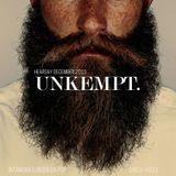 HEARSAY DECEMBER 2015: UNKEMPT