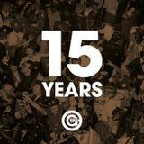 Groove Therapy 15th Anniversary mix - w/ Frenzie, Jigzaw, Platurn, Hudge, Meem & Paris Groovescooter