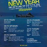 JEANKS @ NEW YEAR´S FESTIVAL WELCOME PARTY - EL SITIO DE PLAYA VENADO (PANAMÁ) - 28 / 12 / 2013