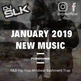 Jan'19 Urban New Music #turnedupmix