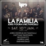 Joris Voorn & Nic Fanciulli - Live @ The BPM Festival 2015, La Familia (Blue Parrot, Mexico) - 10.01