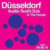 Audio Sushi DJs Düsseldorf in the House 04.08.18 - Exclusive DJ Jeffrey Deep House Mix #DE #IBZ #UK