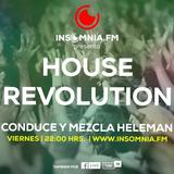 House Revolution - Ep. #002 09-Noviembre-2018