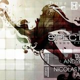 Falcone - Spectrum Techno Radio Show [2013.08.06]