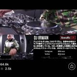 DJ Irwan Liveset for ABEMA TV JAPAN - March 2017