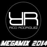 "RICO RODRIGUEZ""s MEGAMIX 2014"
