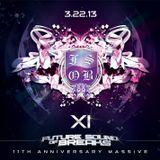 GEEBO ( Will Harmonic ) - Future Sound Of Breaks 2013 WMC Promo
