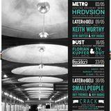 Benji @ The DELI , Metro # 1 Party 2/5/14