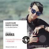 Onirika on Ibiza Global Radio / LG2DCLUB with José Maria Ramòn 15022018 (Live Recording)