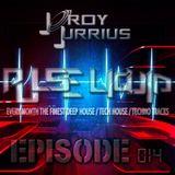 Jordy Jurrius - Pulse Liquid Episode 014 (June 2014)