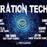 Jay B b2b Ribbit @ Operation Techno #14 - 01.02.19