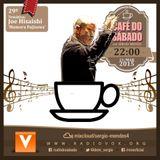 Café do Sábado 29 - Joe Hisaishi