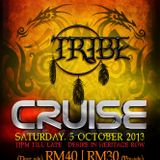 Live at CRUISE -TRIBE