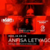 Radio Must Athens/REBOOT Sessions - 18-06-2018 - Anfisa Letyago Mix