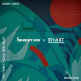 Boxout.fm X St+Art Sessions 021 - Diggy Dang - Friction at Kona [09-03-2019]