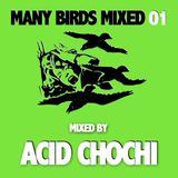 Many Birds Mixed 01 - Mixed by Acid Chochi