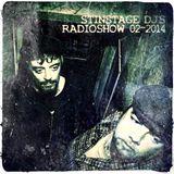 Stinstage Dj's Radioshow 02-2014