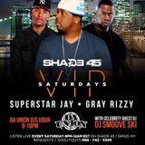 DJ SMOOVE SKI LIVE ON SHADE45 #VIPSATURDAYS 10/17/15