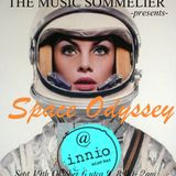 """THE MUSIC SOMMELIER -presents- """"SPACE ODYSSEY 2013"""" A cosmic set mixed @ INNIO WINE BAR, BUDAPEST"""