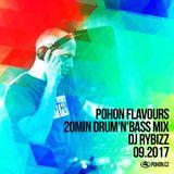 Rybizz - Pohon Flavours - September 2017
