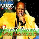 Jhonny Ventura Exitos Navideños Mix En vivo 2015
