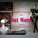 "LeFemmeDigitale Mix for Queen Of Sheeba Vol.1 ""Hot Mess"" (May 2012)"