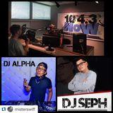 The Weekend GetDown w/ Vinn Dogg & Mr Swiff w/ Special Guest DJ Alpha - 4/29/16
