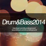 Drumderground // Drum&Bass 2014